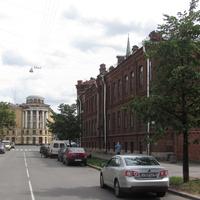 Улица Старорусская.