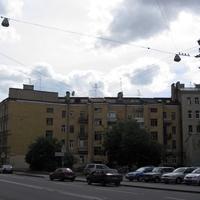ул. Моисеенко, Санкт-Петербург