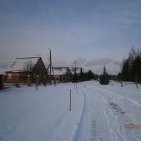 ул.Шоссейная зимой