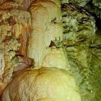 В пещерах. Каменная маска.