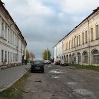 Переулок Банковский