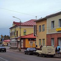 Проспект Никольский