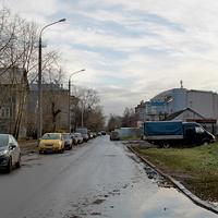 Улица Вологодская