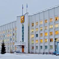 Здание администрации Архангельска