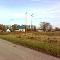 осень в селе Яблоневе