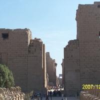 Главный вход в Карнакский храм