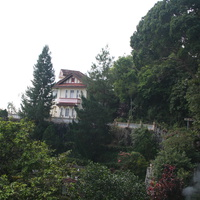 Джорджтаун. Букит Бендера, или холм Пенанг Хилл.