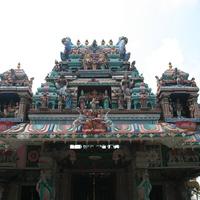 Джорджтаун. Букит Бендера. Индуистский храм.