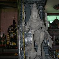 Джорджтаун. Букит Бендера. В индуистском храме.