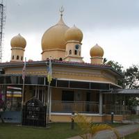 Джорджтаун. Букит Бендера. Мечеть.