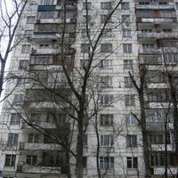 Двенадцатиэтажка на Большой Черёмушкинской улице