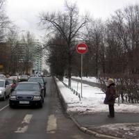 Новочерёмушкинская улица / Дмитрия Ульянова улица