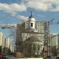 Храм святителя Инокентия, Дмитровское шоссе, 66