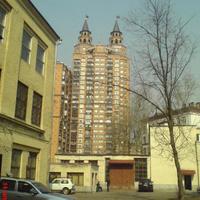 Территория завода Энергоприбор (Маршала Бирюзова, 1к6)