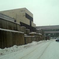 Заброшенный завод АЗЛК