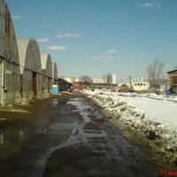Бывшая промзона на Базовской улицы