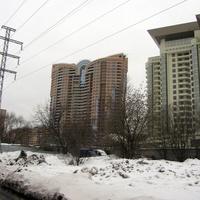 Улица Архитектора Власова, 8