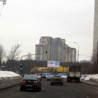 Академика Пилюгина улица
