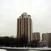 Аминьевское шоссе 18к2