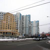 Лобачевского улица / Коштоянца улица