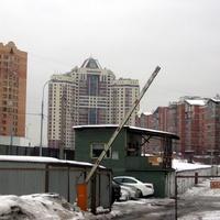 Лобачевского улица 92 / Стоянка