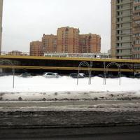Лобачевского улица 92к2а / Стоянка