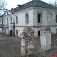 Одно из зданий старого техникума. 2012 год.