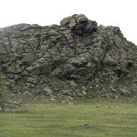 гора Гребень