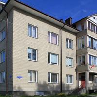 Здание мировых судей на ул. Челюскинцев