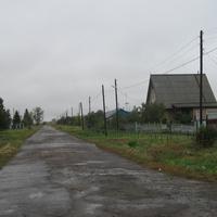 ул.Белова, с.Харламово