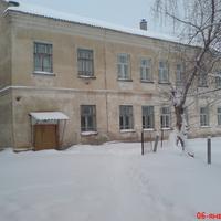 Старая школа ( с новой школой связана тёплым переходом)