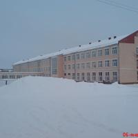 Главный корпус техникума