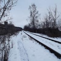 Подъездной путь в Жуковском