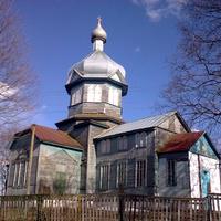 Церква у Петрушині