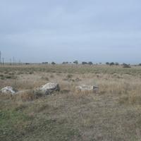 Степной пейзаж возле Мекензиевых Гор