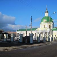 Покровская церковь в Сарапуле