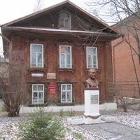 Дом-музей академика Мельникова