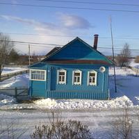 зима в Горке Ширятской