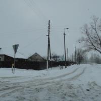 Улицы деревни