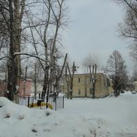 2-й Школьный переулок