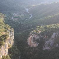 Gorge Lucia - Monastery of Agia John Prodromou.