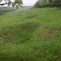 окопи часів війни село Ясиноватка