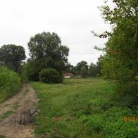 Окраины села