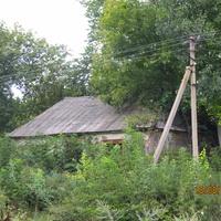 Байрак, дом, хозяйство, опустело...