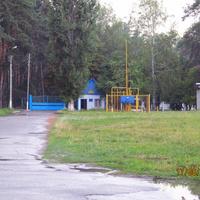 Военный городок, КПП