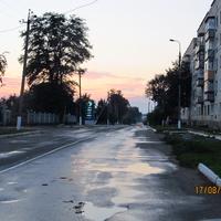 Лебедин, улица Ленина