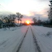 Схід Сонця. с. Завадівка.