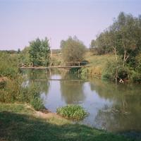 Русаново. Река Савала.