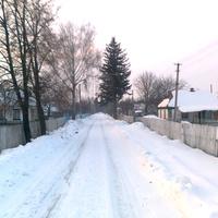 Вулиця Леніна. с. Завадівка.