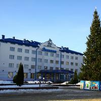Центральная площадь Белоозерска